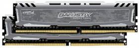 Модуль памяти CRUCIAL Ballistix Sport LT BLS16G4D240FSB DDR4 - 16Гб 2400, DIMM, Ret