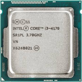 Процессор INTEL Core i3 4170, LGA 1150 BOX