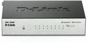Коммутатор D-LINK DGS-1008D/J2A