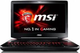"""Ноутбук MSI GT80S 6QD(Titan SLI)-297RU, 18.4"""", Intel Core i7 6820HK, 2.7ГГц, 16Гб, 1000Гб, 256Гб SSD, 2хnVidia GeForce (9S7-181412-297)"""