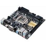Материнская плата ASUS H110I-PLUS, LGA 1151, Intel H110, mini-ITX, Ret