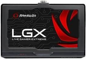 карта видеозахвата AVERMEDIA GC550 Live Gamer Extreme, внешний