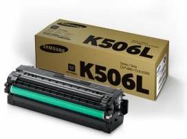 Картридж SAMSUNG CLT-K506L/SEE черный