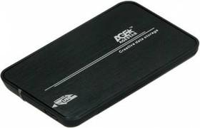 Внешний корпус для HDD AGESTAR 31UB2A8, черный