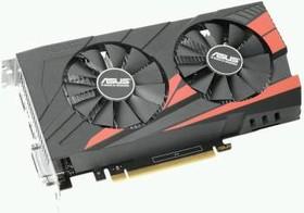 Видеокарта ASUS GeForce GTX 1050TI, EX-GTX1050TI-4G, 4Гб, GDDR5, Ret