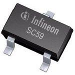 BSR802NL6327HTSA1, МОП-транзистор, N Канал, 3.7 А, 20 В ...