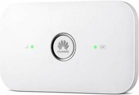 Модем HUAWEI E5573Cs-322 2G/3G/4G, внешний, белый [51071jpj]