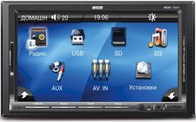 Автомагнитола MYSTERY MDD-7007, USB, SD/MMC