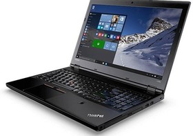 "Ноутбук LENOVO ThinkPad L560, 15.6"", Intel Core i3 6100U, 2.3ГГц, 4Гб, 500Гб, Intel HD Graphics 520, DVD-RW, Free DOS (20F1S0C600)"