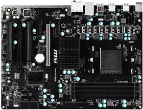 Материнская плата MSI 970A-G43 PLUS SocketAM3+, ATX, Ret