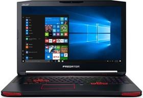 """Ноутбук ACER Predator G9-793-76A7, 17.3"""", Intel Core i7 6700HQ, 2.6ГГц, 32Гб, 1000Гб, 256Гб + 256Гб SSD, nVidia GeForce (NH.Q17ER.003)"""