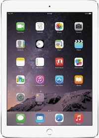 Планшет APPLE iPad Air 2 32Gb Wi-Fi + Cellular MNVQ2RU/A, 2GB, 32GB, 3G, 4G, iOS серебристый