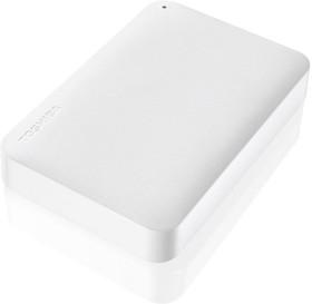 Внешний жесткий диск TOSHIBA Canvio Ready HDTP220EW3CA, 2Тб, белый