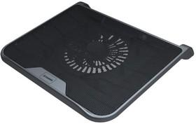 """Подставка для ноутбука Xilence M300 (COO-XPLP-M300) 15""""/1x140mm FAN/Metal+Plastic/Black"""
