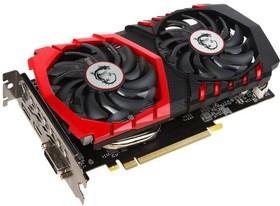 Видеокарта MSI GeForce GTX 1050, GTX 1050 GAMING X 2G, 2Гб, GDDR5, OC, Ret