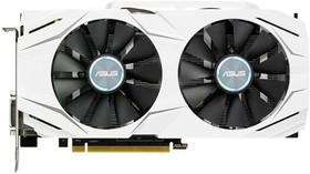 Видеокарта ASUS GeForce GTX 1060, DUAL-GTX1060-6G, 6Гб, GDDR5, Ret