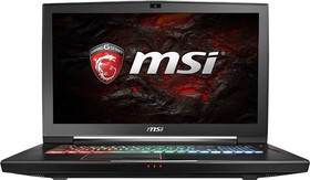 "Ноутбук MSI GT73VR 6RE(Titan SLI 4K)-059RU, 17.3"", Intel Core i7 6820HK, 2.7ГГц, 32Гб, 1000Гб, 256Гб + 256Гб SSD (9S7-17A111-059)"