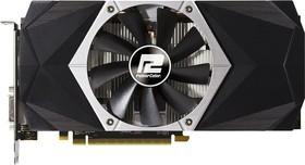Видеокарта POWERCOLOR Red Dragon Radeon RX 470 4GB GDDR5, AXRX 470 4GBD5-3DHDV2/OC, 4Гб, GDDR5, Ret