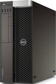 Рабочая станция DELL Precision T5810, Intel Xeon E5-1607 v4, DDR4 16Гб, 1000Гб, 256Гб(SSD), nVIDIA Quadro M2000 - 4096 (5810-0231)