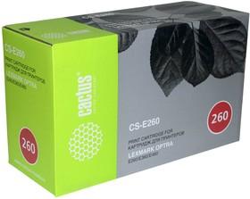 Картридж CACTUS CS-E260 черный
