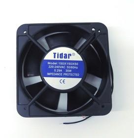 Вентилятор Tidar RQA15050HST / RQA 15050HST 220V 0.23/0.22