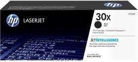 Картридж HP 30X CF230X, черный