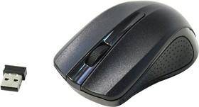 Мышь OKLICK 485MW+ оптическая беспроводная USB, черный [m-610]