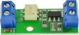 Фото 1/3 STK0045-12-0.9A, Оптосимисторный ключ 0,9 А, управление 12 В