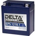 EPS 1218.1, Аккумулятор свинцовый 12B-20Ач 151х87х161 (для мототехники)