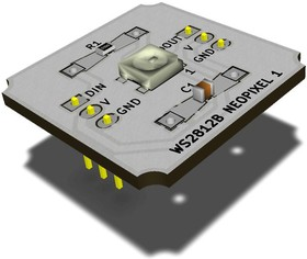 Neopixel, Светодиод WS2812B