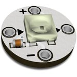 Neopixel ring 1, Светодиод WS2812B в виде точки