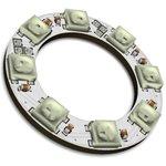 Neopixel ring 8, Кольцо из 8-ми светодиодов WS2812B