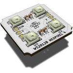 Neopixel 4, Четыре светодиода WS2812B