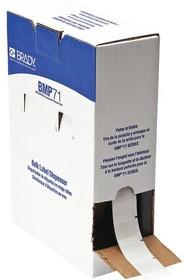 BM71-375-1-342-2 теромусадочный маркер, 2000шт., 12.7ммх16.4мм