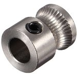 MK7 Stainless Steel Extrusion Gear for 1.75mm ...