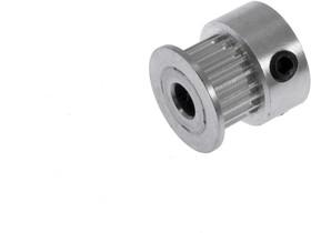 GT2-20T-Bore 5mm Pulleys, Зубчатый шкив, шаг 2мм