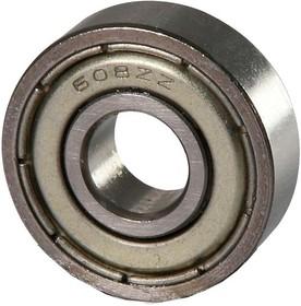 608zz, Радиальный подшипник, диаметр 8мм