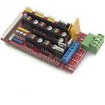 Ramps 1.4, Платформа для построения 3D принтера совместима с Arduino Mega