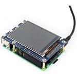 Фото 3/3 2.8inch RPi LCD (A), TFT дисплей 320×240px с резистивной сенсорной панелью для Raspberry Pi