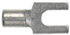 19129-0007, Клемма типа вилка / ножевая, Krimptite 19129 Series, 12AWG до 10AWG, 6 мм², M4, #8, Неизолированный