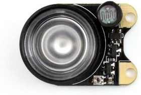 Фото 1/2 Infrared LED Board (B), Плата с ИК-диодом 3Вт с фоторезистором для ночной подсветки камер