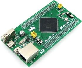 XCore407I, Отладочная плата на базе STM32F407IGT6 (Cortex-M4), IO expander, USB HS/FS, Ethernet, NandFlash