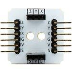 Фото 2/2 Troyka-Pad 1 x 1, Хаб для быстрого подключения одноюнитовых модулей серии Troyka