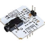 Troyka-Line In Mini Jack, Аудиовход mini-jack для Arduino ...