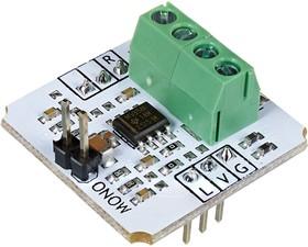 Фото 1/3 Troyka-Line Out Wires, Аудиовыход c винтовыми клемами для Arduino проектов