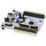 Фото 2/2 NUCLEO-F446RE, Отладочная плата на базе MCU STM32F446RET6 (ARM Cortex-M4), ST-LINK/V2-1, Arduino-интерфейс