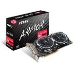 Видеокарта MSI PCI-E RX 580 ARMOR AMD Radeon RX 580 8192Mb ...