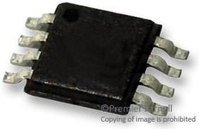 LT6105HMS8#PBF, Токочувствительный усилитель, расширенный входной диапазон, 1 Усилитель, MSOP, 8 вывод(-ов), -40 °C
