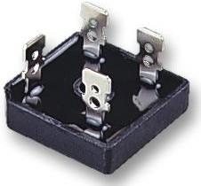 Фото 1/2 GBPC2508-E4/51, Diode Rectifier Bridge Single 800V 25A 4-Pin Case GBPC Bulk