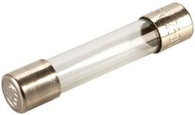 189000.2; 2 А, 250 В, 6.3х32 мм, F, Предохранитель стеклянный быстродействующий